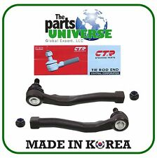 Set Of 2 Front Outer Tie Rod Aveo Aveo5 End Pair 93740723 & 93740722