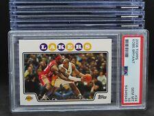2008-09 Topps Kobe Bryant #24 PSA 10 Lakers H8