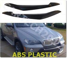 BMW x5 e70, sopracciglia, Palpebre, in plastica ABS, tuning