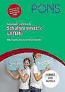 PONS Schau nach - blick durch! Schulgrammatik Latein von Isabelle Rinderspacher (2007, Taschenbuch)