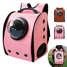 Pet Carrier Travel Backpack Bubble Window Design Airline Approved for Dogs Cats