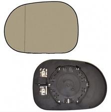 Vidrio pulido exterior izquierda calefactable asphärisch cromo mercedes w163 98-01