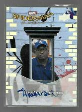 2017 Hannibal Buress Upper Deck Marvel Spider-Man Homecoming As Coach Autograph