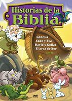 FEATURE FILM - HISTORIAS DE LAS BIBLIA [DVD]