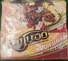 Kaijudo TCG Evo Fury Booster Box - Factory Sealed