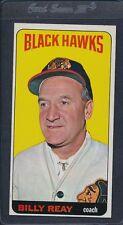 1964/65 Topps #038 Billy Reay Blackhawks EX *85