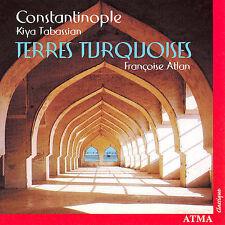 Terres Turquoise CD NEW