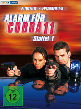 3 DVDs * ALARM FÜR COBRA 11 - STAFFEL 1 # NEU OVP §