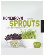 Urban In-Home Step-by-Step Guide To Fresh Healthy Delicious Year Round Sprouting