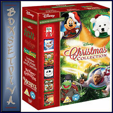 DISNEY CHRISTMAS COLLECTION - 6 MOVIE COLLECTION **BRAND NEW DVD BOXSET**