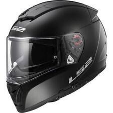 Ls2 casco moto integral Ff390 Breaker Solid negro m