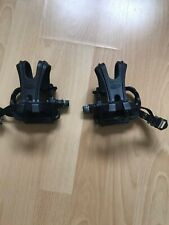 Wellgo Caged Flat Pedals New