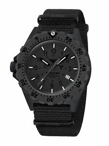 KHS Tactical Watches Shooter MKII Automatic XTAC Operation Timer KHS.SH2AXTHC.NB