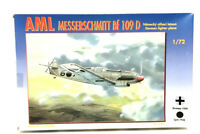 AML 1/72 Scale Model Messerschmitt Bf109D No 72008 Germany Fighter Plane 1939