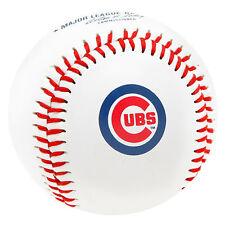 CHICAGO CUBS ~ (1) Official MLB Rawlings Team Logo Baseball ~ New!
