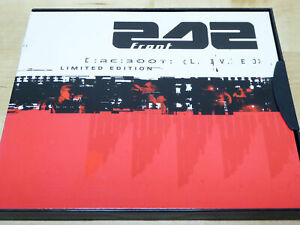FRONT 242 * [:RE:BOOT: (L. IV. E]) * VG+ (CD)