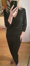 Even & ODD Jumpsuit/Overall/Catsuit Gr. L  schwarz NEU Ibiza Trendteil