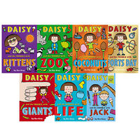 Daisy and the Trouble Collection Pack Kes Gray 7 Books Set