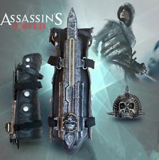Assassin's Creed 4 Black Flag Pirate Cosplay Hidden Blade Edward Gauntlet Figure