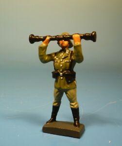 Lineol / Elastolin - Wehrmacht - Artillerie Unteroffizier – 7cm Serie 1:24