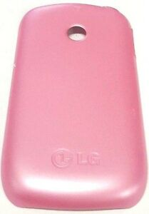 Battery Door For LG Cookie T310 Phone Back Cover Housing Replacement Part Pink