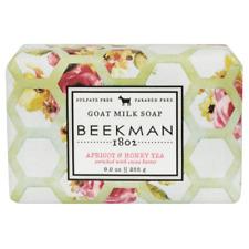 Beekman 1802 Goat Milk Soap APRICOT & HONEY TEA 9.0 oz