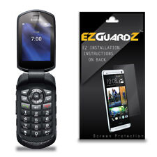 6X EZguardz Ultra Clear Screen Protector Cover HD 6X For Kyocera DuraXE