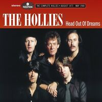 THE HOLLIES - HEAD OUT OF DREAMS (COMPLETE AUGUST '73-MAY'88)  6 CD NEU