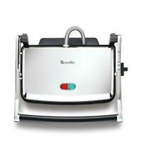 Sandwich Press Breville Toast and Melt Sandwich Maker Bread Toastie Breakfast