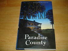 Paradise County by Karen Robards (Hardcover, 2000)  1st Ed, 1st Print Like New