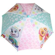 Catchy Brands bambini disney/carattere Ombrello Rosa-Paw Patrol