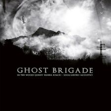 "GHOST BRIGADE - In The Woods / Soulcarvers (7"" EP - RED Vinyl)"