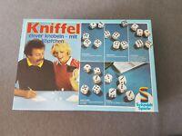 Kniffel Würfel-Spiel - Board Game - Vintage Schmidt Spiele - Neu & unbespielt