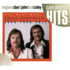 Very Best Of Dan England & John Ford Coley - England Dan/Coley (2008, CD NIEUW)