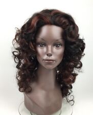 Premium Wavy Curly Theatrical Renaissance Wig by Spiritwigs.com - June H1B/130