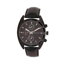 Ashton Carter Multi Function Black Watch - AC-1001-A- 2 Year MANUF WRNTY