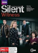 Silent Witness Series 19 and 20 Nineteen and Twenty DVD NEW Region 4