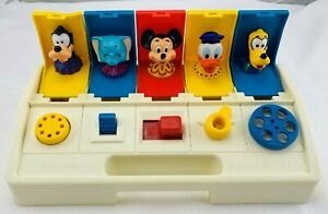 1980 Disney Poppin Pals Pop N Pals by Playskool in Great Condition FREE SHIP