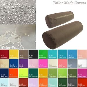 TAILOR MADE*Bolster Cover*Waterproof Outdoor Yoga Neck Roll Long Tube Case Dw03