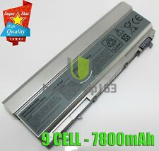 9 Cell Battery For Dell Latitude E6400 E6410 E6510 Precision M2400 PT434