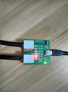 cable tester for NXT EV3 RJ12 6P6C cables