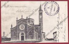 LECCO VERDERIO 04 Cartolina viaggiata 1903
