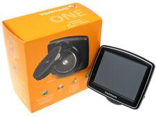 """TomTom One IQ Routes, Navigatore GPS, schermo 3,5"""" - come nuovo"""
