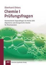 Chemie I - Prüfungsfragen von Eberhard Ehlers (2011, Taschenbuch)