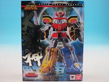 Super Robot Chogokin Kyoryu Sentai Zyuranger DaiZyujin Bandai