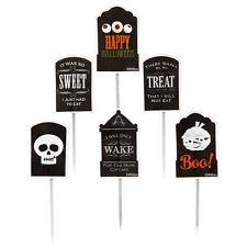 Tombstone Halloween Fun Pix 12 ct from Wilton #0263 - NEW