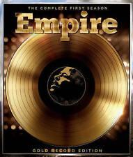 Empire: Season 1 (Blu-ray Disc, 2015, 4-Disc Set, Gold Record Edition CD)