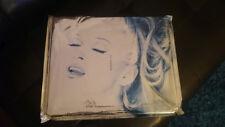 Madonna SEALED Sex Book Erotica & Promo CD, no UPC #