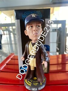 IN HAND 2021 LA Dodgers Orel Hershiser Orel-Wan Kenobi Star Wars Bobblehead 7/21