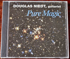DOUGLAS NIEDT GUITARIST PURE MAGIC GUITAR  CD (2002) SEALED MINT